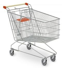 Fotogalerie: nákupní vozík LIGHT