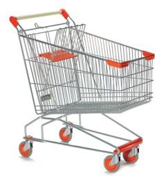 Fotogalerie: nákupní vozík STANDARD