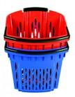 Fotogalerie: nákupní koš plastový