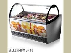 Fotogalerie: zmrzlinová vitrína MILLENNIUM