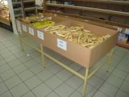 Fotogalerie: stoly na pečivo