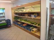 Fotogalerie: přístěnný regál na zeleninu
